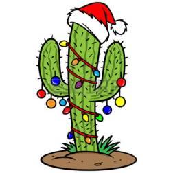 cactuschristmas