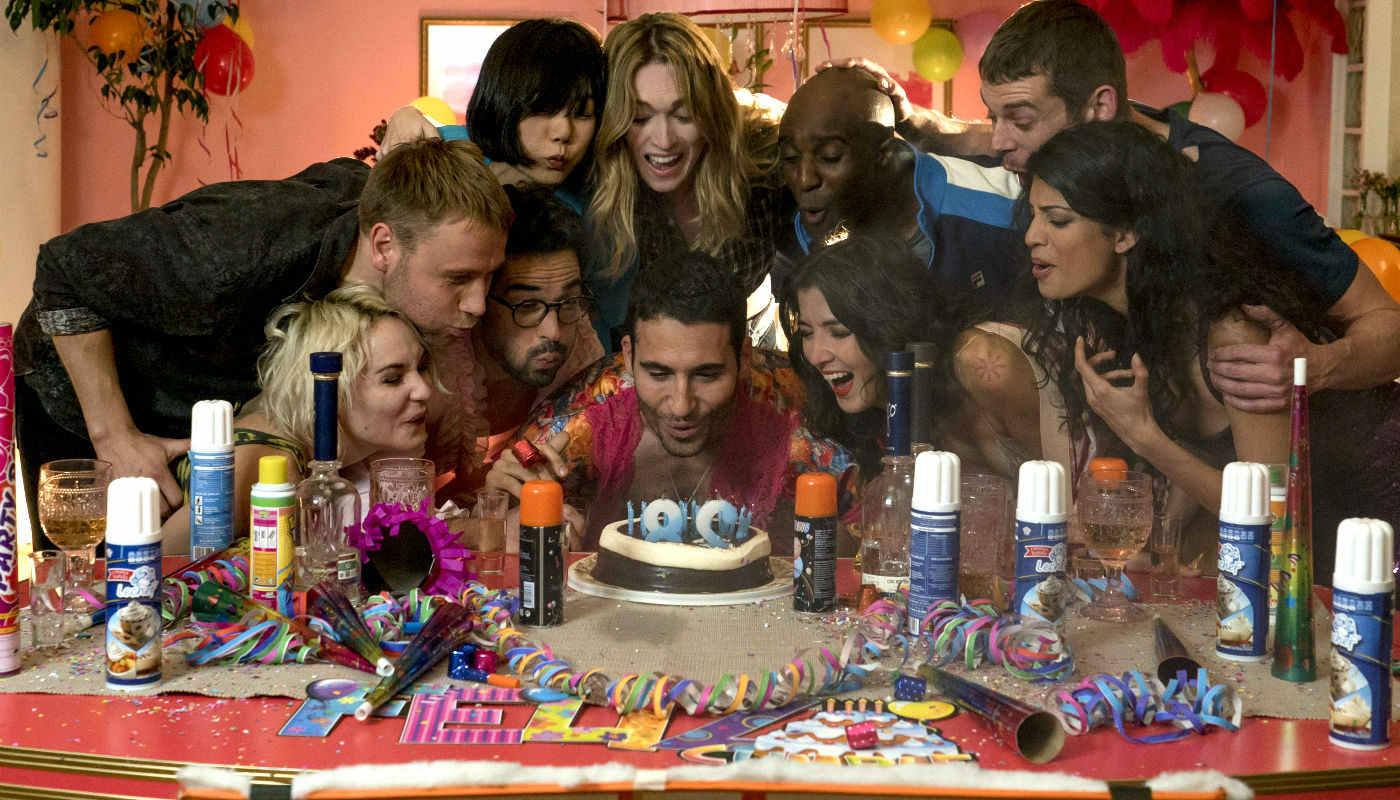 Sense8 Christmas Special.Sense8 A Christmas Special Recap The Cluster Celebrates