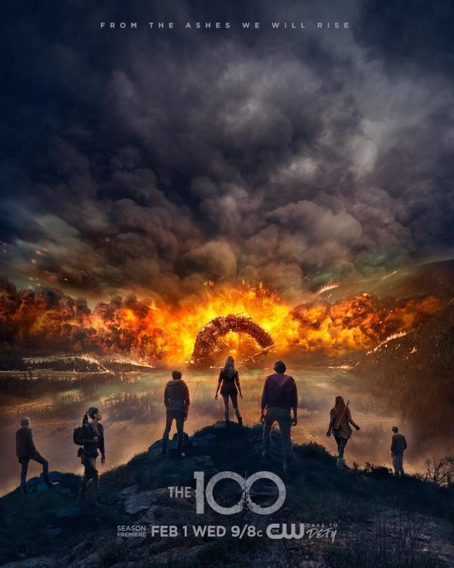 the-100-season-4-poster