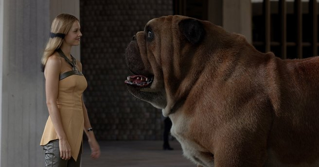 Crystal & Lockjaw