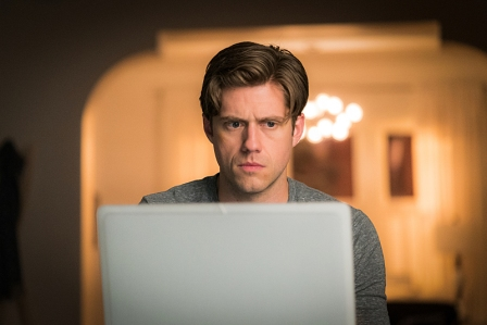Aaron Tveit in BrainDead/CBS
