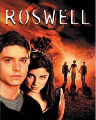 OG Roswell Season 1 poster