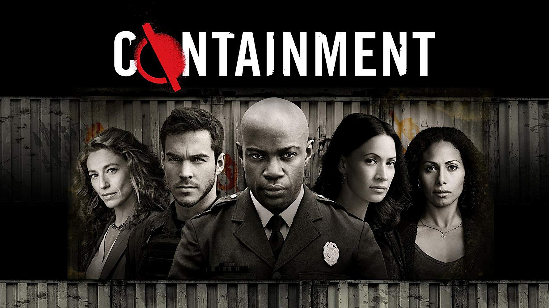 Containment- Sabine, Jake, Lex, Katie, Jana