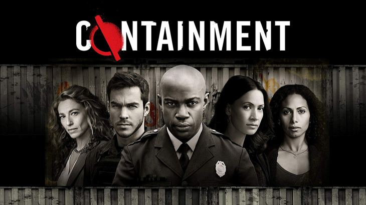 Containment- Sabine, Jake, Lex, Katie, Jana
