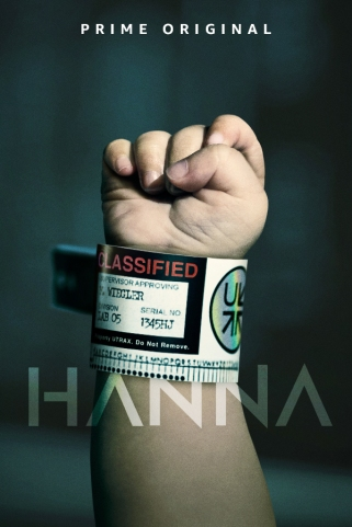 Hanna Poster- Baby's Fist