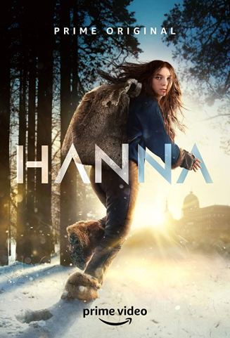 Hanna Poster- On the Run