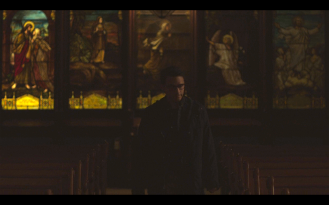 The OA P2Ep3 French & Sonja's Stained Glass- Christ Between Death & Ascension??