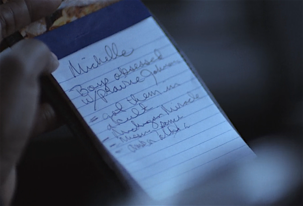 The OA P2Ep3 Police Notes on Buck