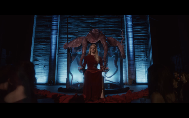 The OA P2Ep4 OA:Nina on the Octopus Throne