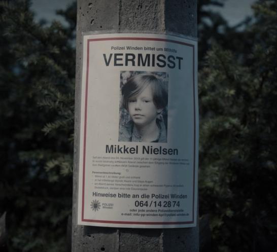 Dark S1Ep5 Mikkel's Missing Poster