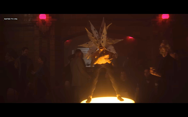 The OA P2Ep7 SYZYGY Wing Dancer