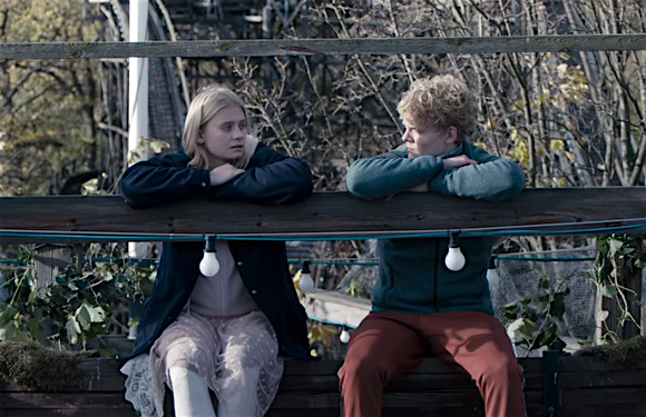 The Rain S2Ep4 Sarah and Rasmus Sit on Roller Coaster Crop