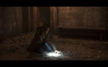 Dark S1Ep7 Charlotte Examines Bunker Floor