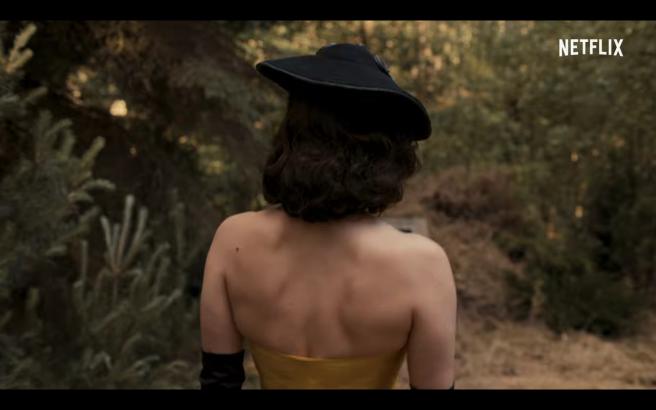 Dark S2 Tr Mystery Woman Walks to Bunker