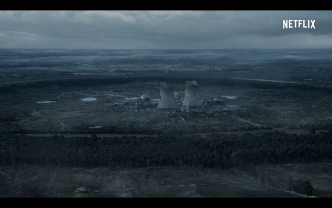 Dark S2 Trailer Post Meltdown Power Plant