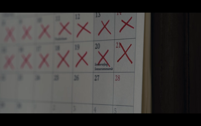 Dark S2Ep1 Hannah's Calendar, 2020 Version