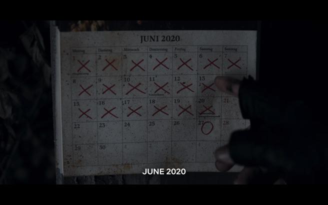 Dark S2Ep1 Hannah's Calendar