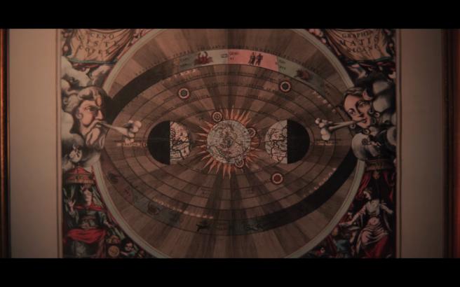 Dark S2Ep5 Elisabeth's Favorite Pages:Copernicus' Heliocentrism
