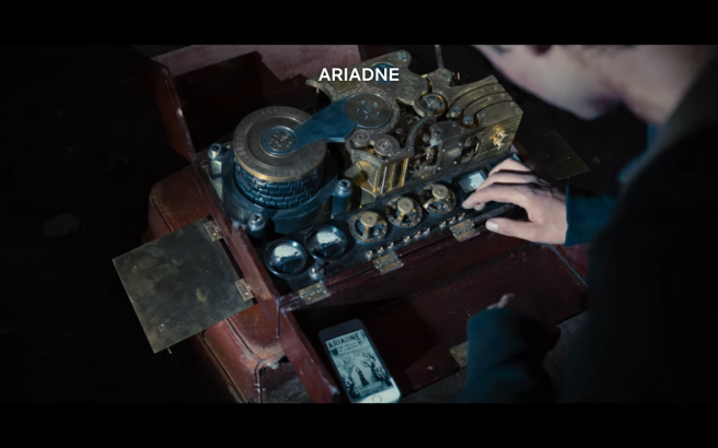 Dark S2Ep5 Time Machine & Ariadne Phone