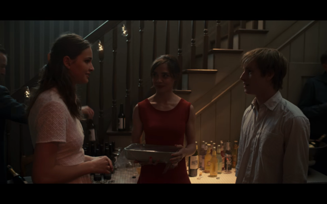 Dark S2Ep6 Martha, Jonas & Hannah at Party