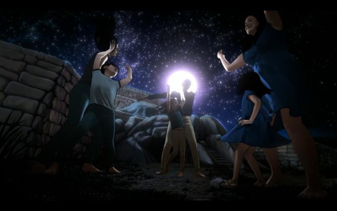 Undone S1Ep2 Moondance