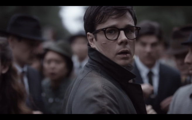 High Castle S1Ep4 Fugitive Frank