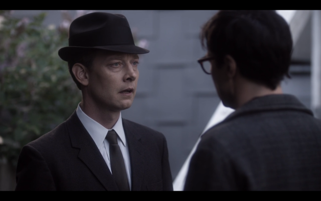 HighCastle S1Ep3 Bill & Frank