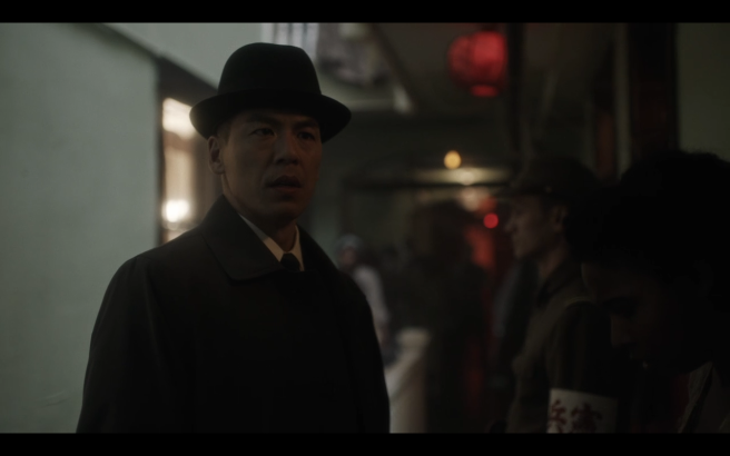 High Castle S4Ep1 Captain Iijima