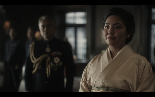 High Castle S4Ep1 Crown Princess