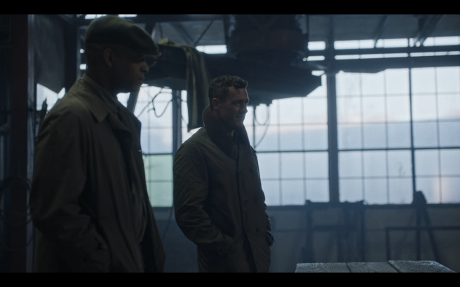 High Castle S4EP2 Lem & Wyatt