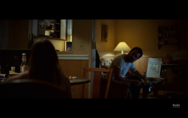 Reprisal S1Ep1 Joel&Lyla in Trailer