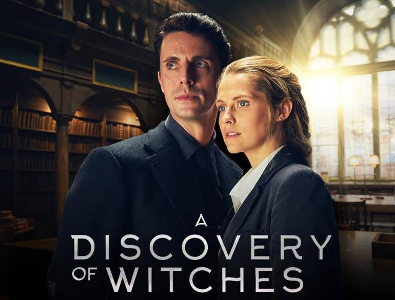 Book vs Screen Review: A Discovery of Witches Season 1 vs Book 1 – Metawitches