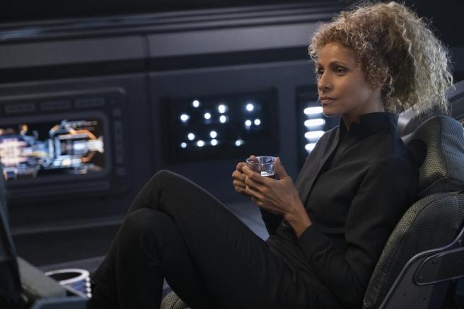 Star Trek Picard S1E5 Raffi