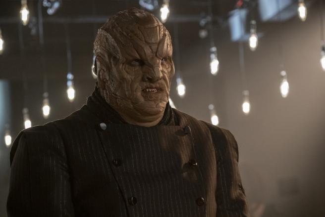 Star Trek Picard S1E5 Mr Vup