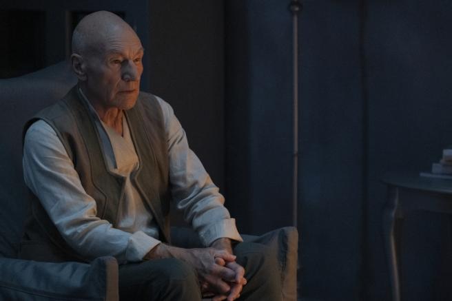 Star Trek Picard S1E10 Jean Luc Picard