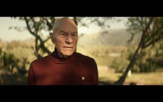Star Trek Picard S1E1 Picard Meets Dahj