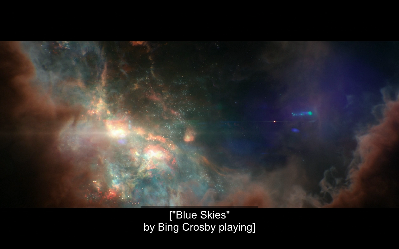 Star Trek Picard S1E1- The Blue and Red Skies of Picard's Dream