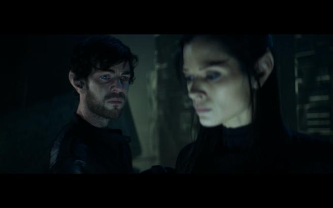 Star Trek Picard S1E10 Narek Says Goodbye to Narissa