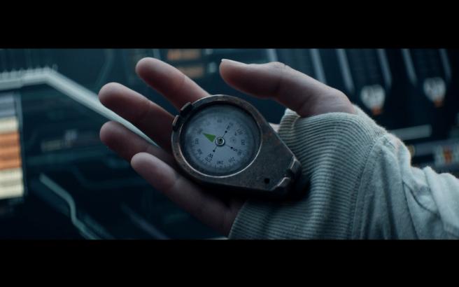 Star Trek Picard S1E8 Soji & Kestra's Compass