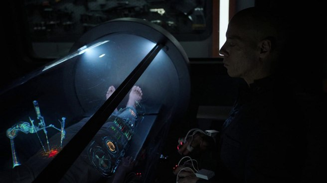 Agents of SHIELD S1Ep7 Enoch Does Surgery on May