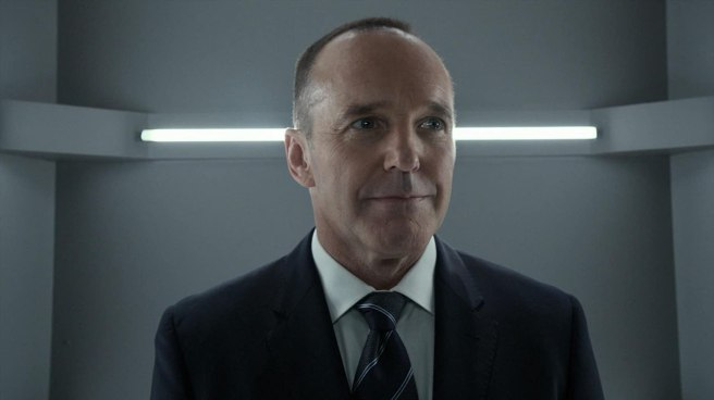 Agents of SHIELD S1Ep7 LMD Coulson