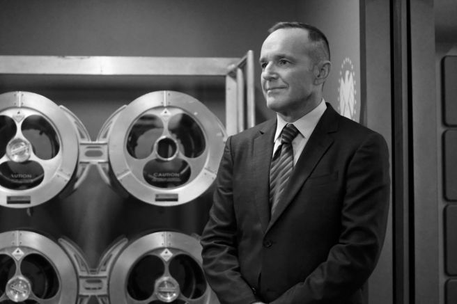 CLARK GREGG as LMD Coulson in Agents of SHIELD S7E4