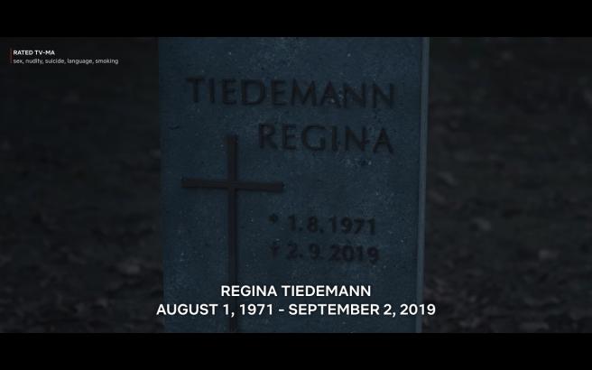 Dark S3Ep1 Alt Regina's Grave