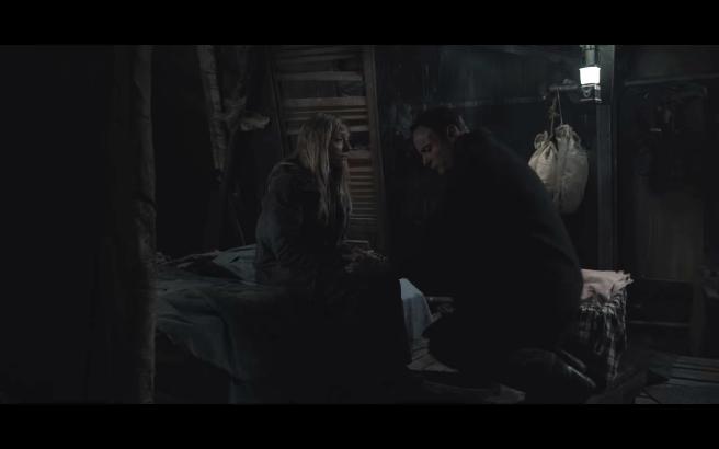 Dark S3Ep7 Elisabeth & Noah in Cabin 2041