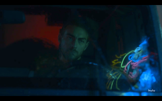 Helstrom S1Ep1 Sad Daimon in the Neon Light