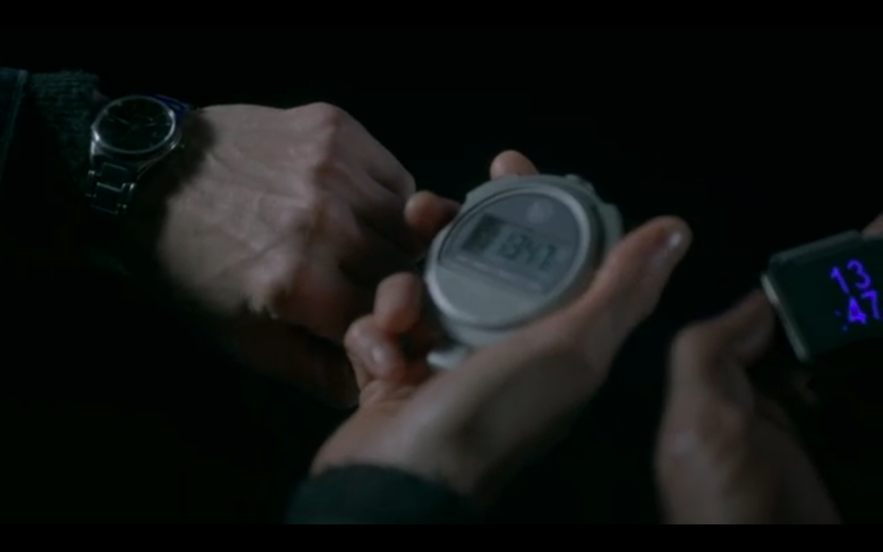 Snowpiercer S1Ep9 Syncronize Watches