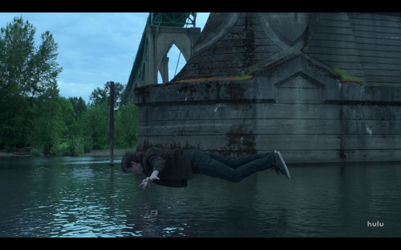 Helstrom S1Ep10 Daimon Doesn't Hit Water