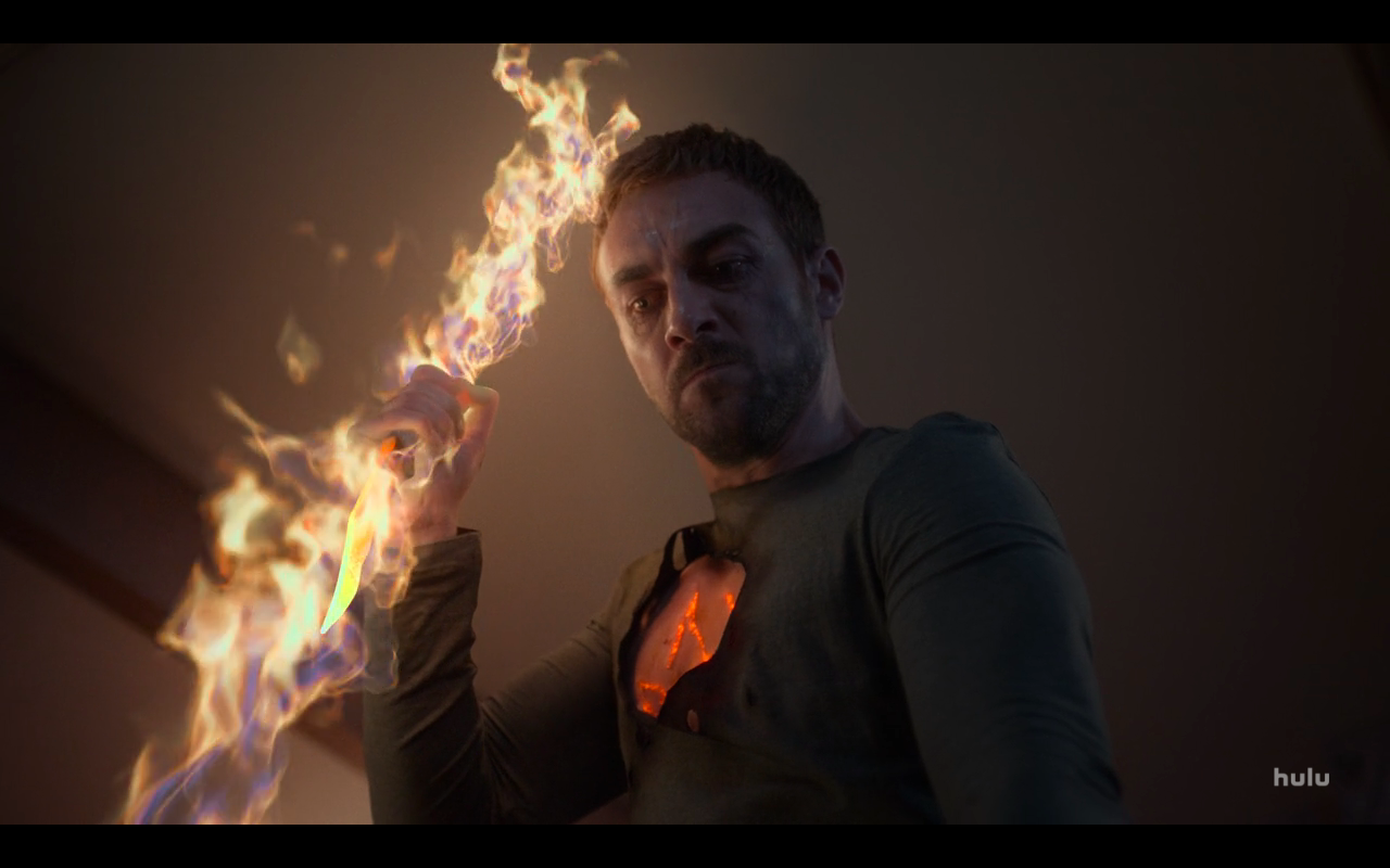 Helstrom S1Ep10 Daimon & Flaming Spear