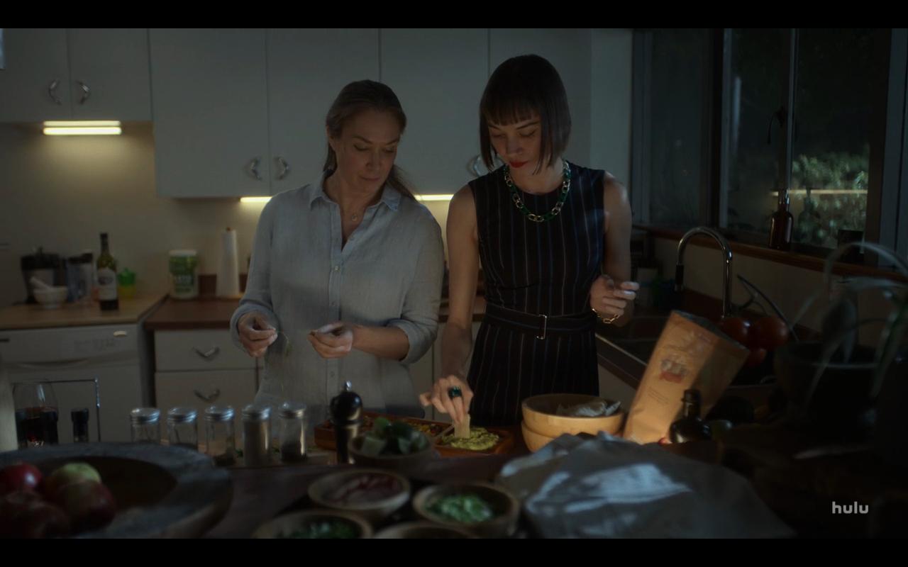 Helstrom S1Ep10 Victoria & Ana Make Dinner
