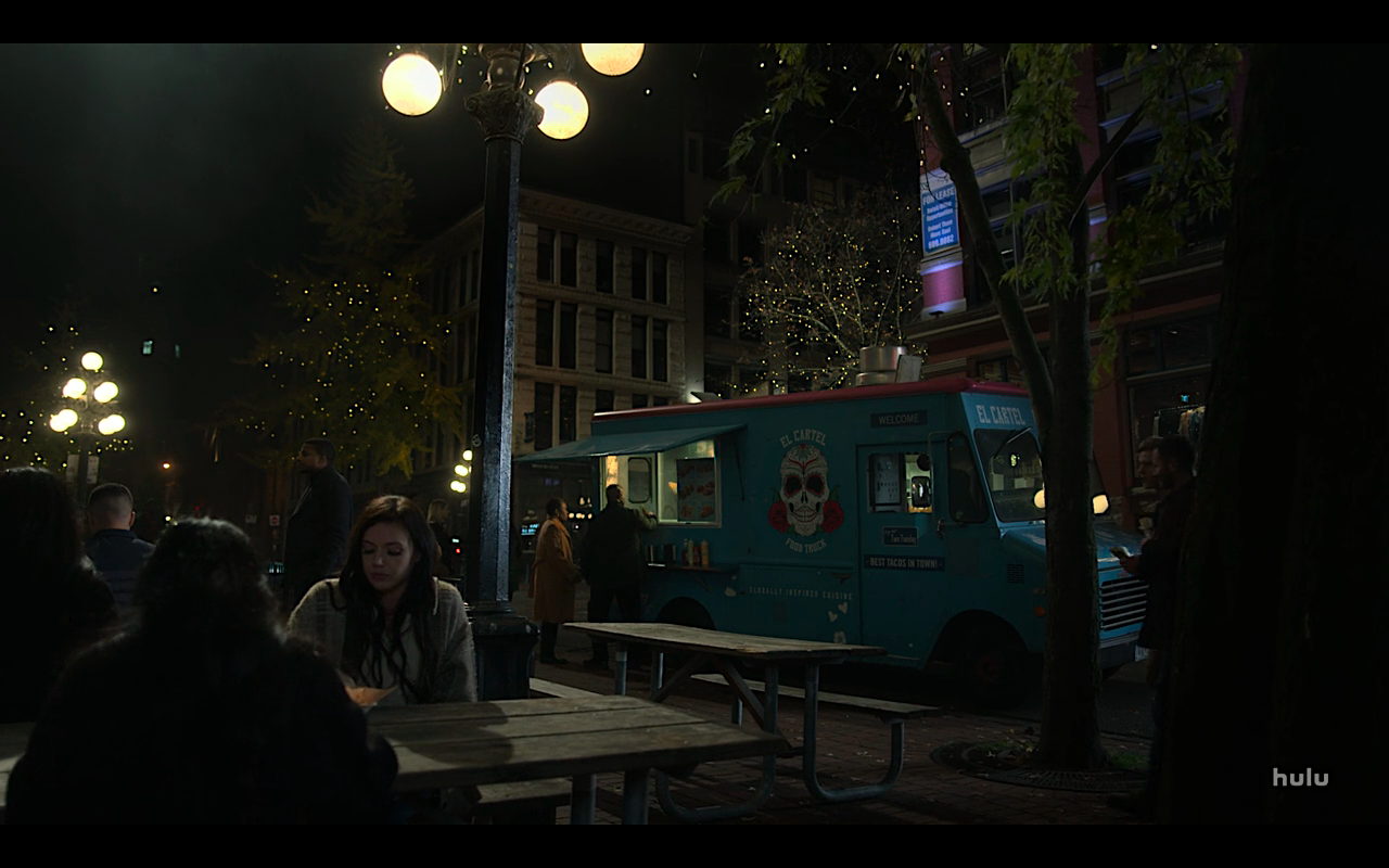 Helstrom S1Ep3 El Cartel Taco Truck Coming to Town Probably Isn't a Good Sign